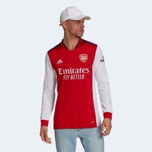 adidas Arsenal FC Long Sleeve Home Jersey