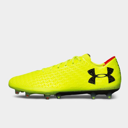 Under Armour Clutchfit Force Firm Ground Football Boots Mens
