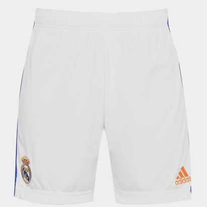 adidas Real Madrid Home Shorts 2021 2022