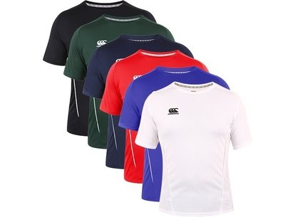 Canterbury Team Dry Camiseta Junior