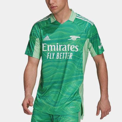 adidas Arsenal Home Goalkeeper Shirt 2021 2022