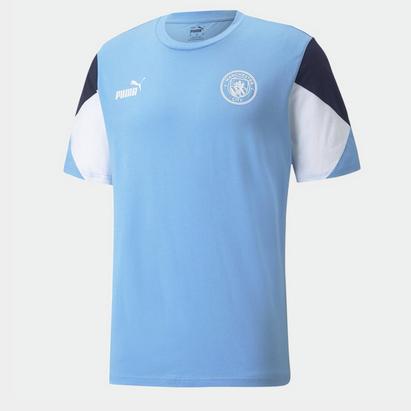 Puma Manchester City Cult T Shirt Mens