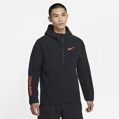 Nike NPC Half Zip Hoodie Mens