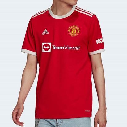 adidas Camiseta Local Manchester United 2021 2022