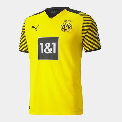 Puma Borussia Dortmund Home Shirt 2021 2022