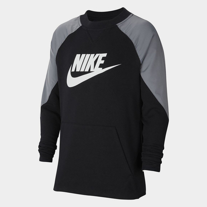 Nike NSW Crew Sweatshirt Junior Boys