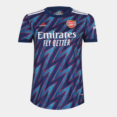 adidas Arsenal Third Shirt 2021 2022 Ladies