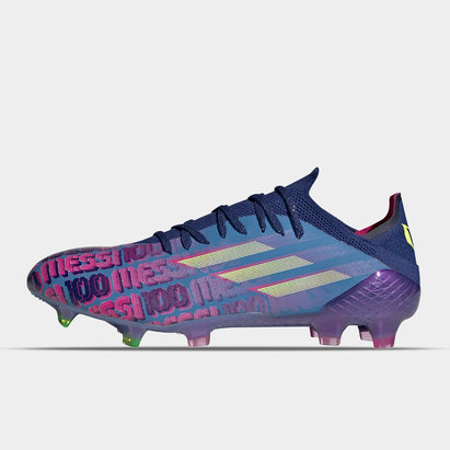 adidas X Messi .1 Childrens FG Football Boots