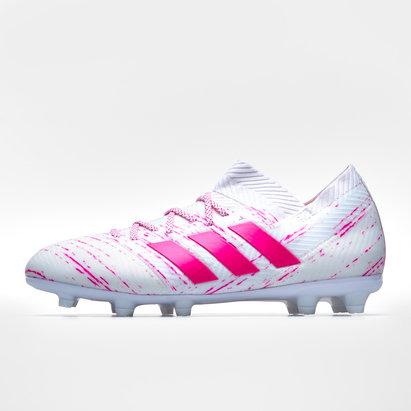 adidas Nemeziz 18.1 FG Botas de Futbol Para Niños