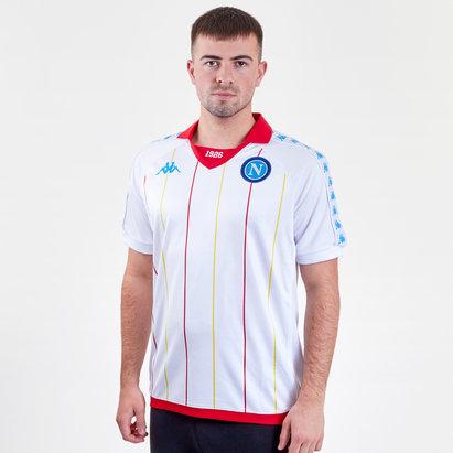 Kappa Napoli Camiseta de Futbol Retro