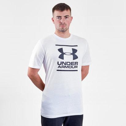 Under Armour Foundation Camiseta de Mangas Cortas de Hombre