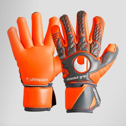 Uhlsport AeroRed Absolute Grip Finger Surround - Guantes de Portero