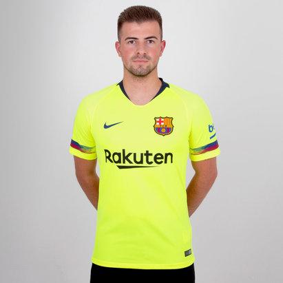 Nike FC Barcelona 18/19 Away - Camiseta de Fútbol Stadium