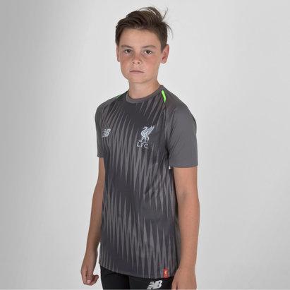 New Balance Liverpool FC 18/19 Elite Matchday - Camiseta de Fútbol de Entrenamiento para Niños