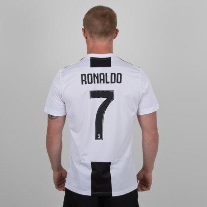adidas Juventus 18/19 Home Ronaldo - Replica Camiseta de Fútbol