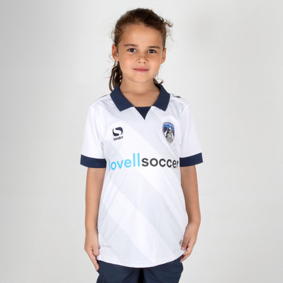 Sondico Oldham Athletic 18/19 Away Kids Football Shirt