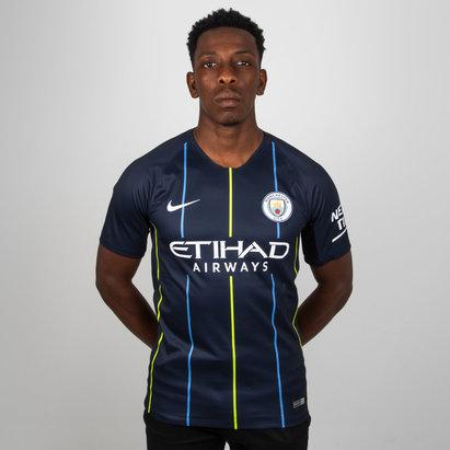 Nike Manchester City 18/19 Away - Replica, Camisete de Fútbol