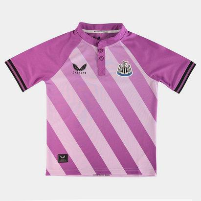 Castore Newcastle United Home Goalkeeper Shirt 2021 2022 Junior