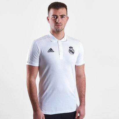 adidas Real Madrid 2019 Polo Shirt