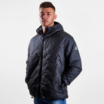 adidas BTS Hooded Winter Jacket