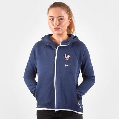 Nike USA Womens 2019 Tech Fleece Football Jacket