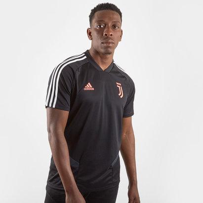 adidas Juventus Short Sleeve T Shirt Mens