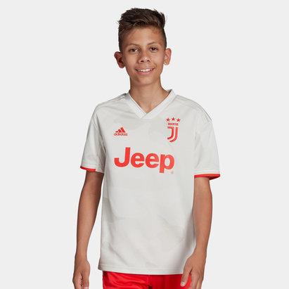 adidas Juventus Away Shirt 2019 2020 Junior