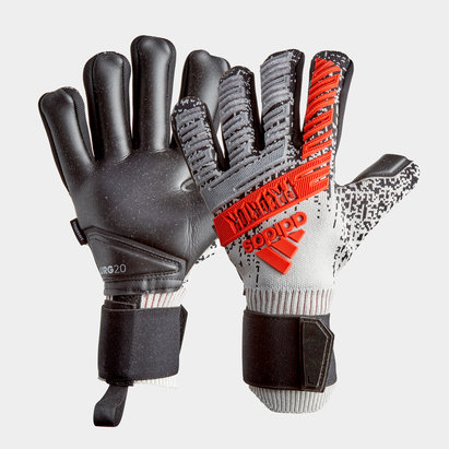 adidas Predator Pro Finger Save Goalkeeper Gloves Mens