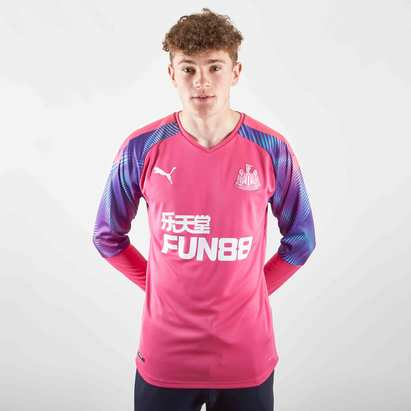 Puma Newcastle United Goalkeeper Shirt 2019 2020