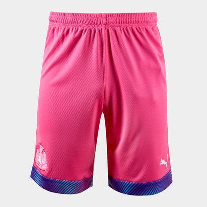 Puma Newcastle United 19/20 Away Goalkeeper Shorts
