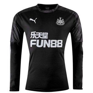 Puma Newcastle United 19/20 Players Rain Training Top