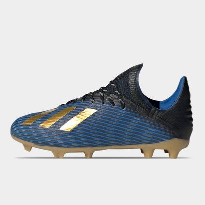 adidas X 19.1 FG Kids Football Boots