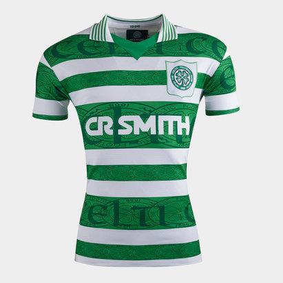 Celtic 1996 Home S/S Retro Football Shirt