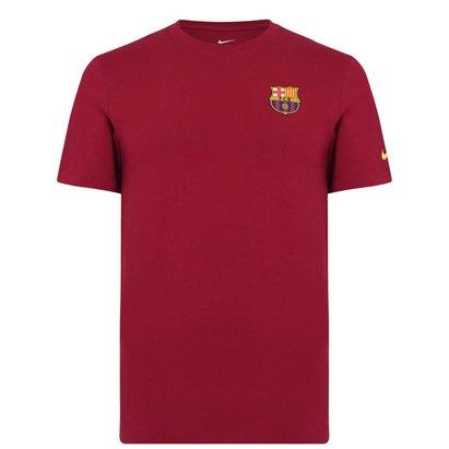 Nike Barcelona T Shirt Mens