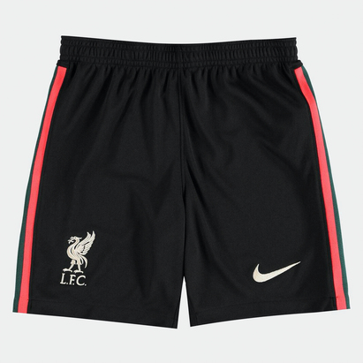 Nike Liverpool Away Shorts 2021 2022 Junior