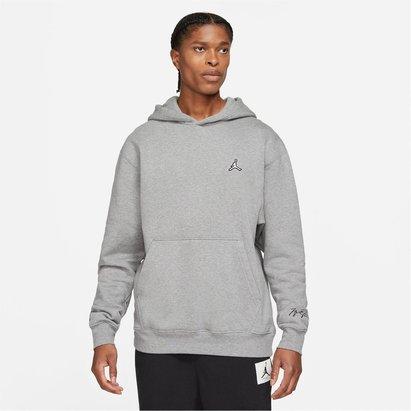 Air Jordan Essentials Mens Fleece Pullover Hoodie
