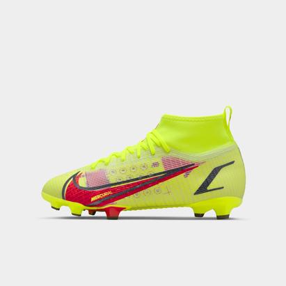 Nike Mercurial Superfly Pro DF FG Junior Football Boots