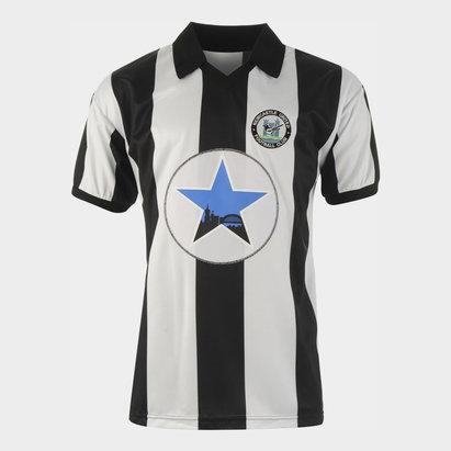 Score Draw Newcastle United Club de Futbol 1982 Camiseta de Hombre