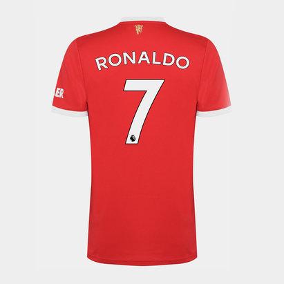 adidas Camiseta del Manchester United, Local, Ronaldo
