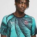 Barcelona European Pre Match Shirt 20/21 Mens