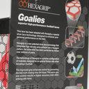 Hexagrip Blanco Performance Fútbol - Cordones