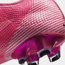 Mercurial Vapor Elite Kylian Mbappe Rosa FG Football Boots