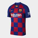Barcelona Vapor Home Shirt 2019 2020 Mens