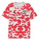 Manchester United Pre Match Shirt 2021 2022 Junior