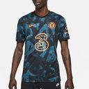 Camiseta Tercera del Chelsea 2021 2022