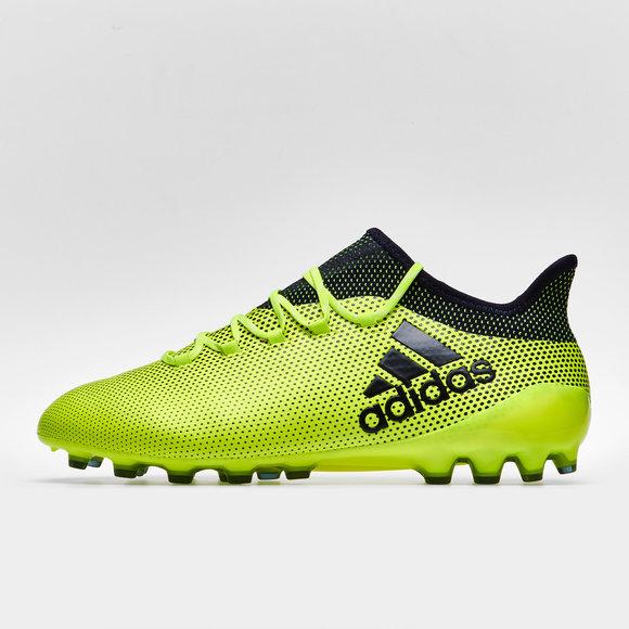 adidas 14, X 17.1 AG Botas de Fútbol, 14, adidas c01cbd