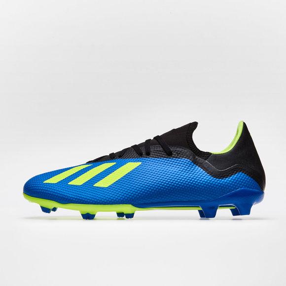 adidas X 18.3 FG - Botas de Fútbol 0705adfa2cfb1