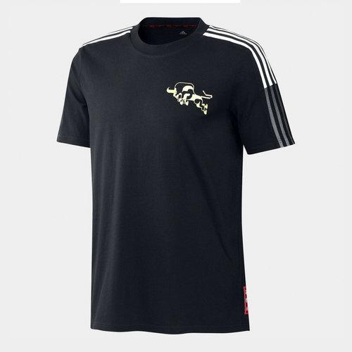 Manchester United CNY T-Shirt Mens
