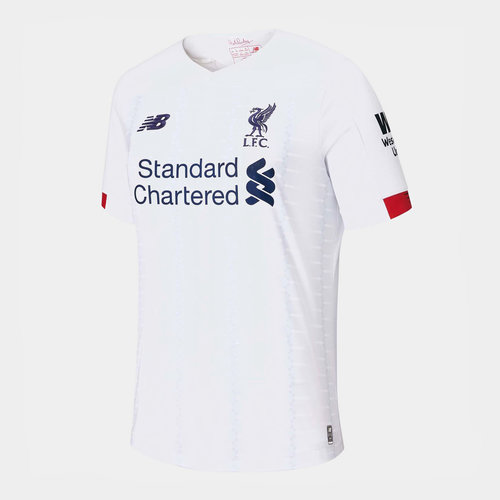Liverpool 19/20 Away S/S Football Shirt