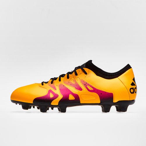X 15.1 FG/AG - Botas de Fútbol
